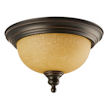 Design House Bristol 2-Light Ceiling Mount - 504399