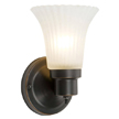 Design House 505115 The Village 1-Light Wall Sconce, Oil Rubbed Bronze Finish