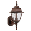 Design House Maple Street Outdoor Uplight, 6-Inch by 17-Inch - 511485