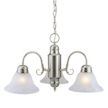 Design House Millbridge 3-Light Chandelier - 511543