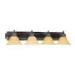 Design House Bristol 4-Light Vanity-Light - 511758