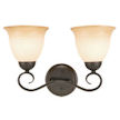 Design House Cameron 2-Light Wall Sconce - 512640