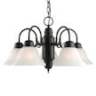 Design House Millbridge 5-Light Chandelier - 514455