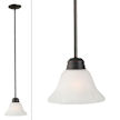Design House Millbridge 1-Light Mini Pendant - 514513