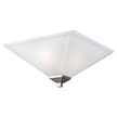 Design House 514794 Torino 2-Light Flush Mount Ceiling Light