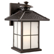 Design House 516781 Gladstone Outdoor Fluorescent Downlight
