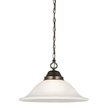 Design House 517664 Millbridge Large Pendant, Oil Rubbed Bronze Finish