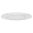 Design House 519579 6-Inch Recessed Lighting Shower Trim, White Finish