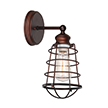 Design House 519710 Ajax 1-Light Bathroom Wall Sconce, Coffee Bronze Finish