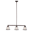 Design House 519793 Essex 3-Light Pendant, Coffee Bronze Finish