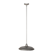 Design House 519843 Kimball 1-Light Pendant, Galvanized Steel Finish