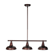 Design House 520387 Kimball 3-Light Pendant, Coffee Bronze Finish