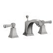 Design House 522052 Torino Wide Spread Lavatory Faucet, Satin Nickel Finish
