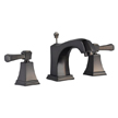 Design House 522060 Torino Wide Spread Lavatory Faucet, Brushed Bronze Finish