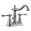 Design House 523290 Oakmont 4-Inch Lavatory Faucet, Satin Nickel Finish