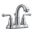 Design House 524512 Eden 4-Inch Lavatory Faucet, Polished Chrome Finish