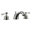 Design House 524587 Ironwood Wide Spread Lavatory Faucet, Satin Nickel Finish