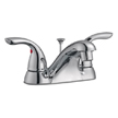 Design House Ashland 4inch Lavatory Faucet, Polished Chrome Finish - 524983