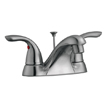 Design House Ashland 4inch Lavatory Faucet, Satin Nickel Finish - 524991