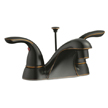 Design House Ashland 4inch Lavatory Faucet, Oil Rubbed Bronze Finish - 525006