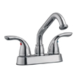 Design House 525139 Ashland Laundry Tub Faucet, Polished Chrome Finish