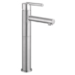 Design House 525576 Geneva Vessel Lavatory Faucet, Satin Nickel Finish
