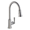 Design House 525683 Barcelona Kitchen Faucet with Pullout Sprayer