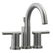 Design House 525758 Geneva 4-Inch Lavatory Faucet, Satin Nickel Finish