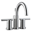 Design House 525766 Geneva 4-Inch Lavatory Faucet, Polished Chrome Finish