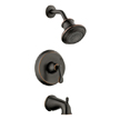 Design House 525774 Madison Tub and Shower Faucet, Oil Rubbed Bronze Finish