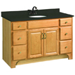 Design House Richland Vanity Cabinet with 2-Doors and 4-Drawers - 530410