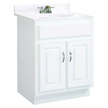 Design House 531277 Concord Vanity Cabinet with 2-Doors, 30in x 18in x 30in