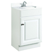 Design House Wyndham Vanity Cabinet with 1-Door, 18inx16.25inx31.5in - 531723