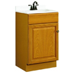 Design House Honey Vanity Cabinet with 1-Door and 1-Drawer - 531970