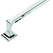 Design House 533018 Millbridge 18-Inch Towel Bar, Polished Chrome Finish