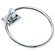 Design House 533091 Millbridge Towel Ring, Polished Chrome Finish