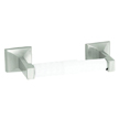 Design House 539171 Millbridge Toilet Paper Holder, Satin Nickel Finish