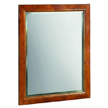 Design House 539577 Wall Mirror with Solid Maple Frames, 24in x 30in