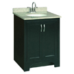 Design House 541235 Ventura Espresso Vanity Cabinet with 2-Doors, 24in x 33.5in
