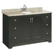 Design House 541292 Vanity Cabinet with 2-Doors and 4-Drawers, 48in x 33.5in