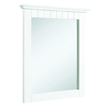 Design House Cottage White Mirror, 21in x 24in - 541581