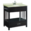 Design House 541672 Console Vanity Cabinet with 1-Drawer, 30in x 33.5in