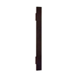 Design House 545038 Ventura Espresso Finish Solid Wood Filler, 33.5in x 0.75in