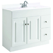 Design House Wyndham Vanity Cabinet with 2-Doors and 2-Drawers - 545087