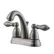 Design House 545665 Hathaway Lavatory Faucet, Satin Nickel