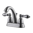 Design House 545673 Hathaway Lavatory Faucet, Polished Chrome