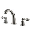 Design House 545681 Hathaway Widespread Lavatory Faucet, Satin Nickel