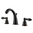 Design House 545699 Hathaway Widespread Lavatory Faucet, Oil Rubbed Bronze