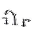 Design House 545707 Hathaway Widespread Lavatory Faucet, Polished Chrome