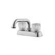 Design House 545731 Ashland Laundry Tub Faucet, Polished Chrome